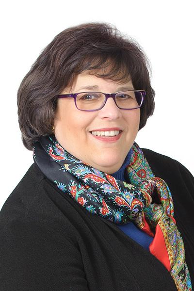 headshot Michele Feinstein