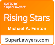 Michael A. Fenton Rising Star Super Lawyers